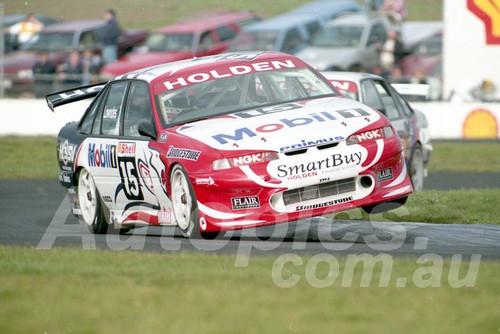 98122 - Craig Lowndes, Commodore VT - ATCC Calder 1998- Photographer Marshall Cass
