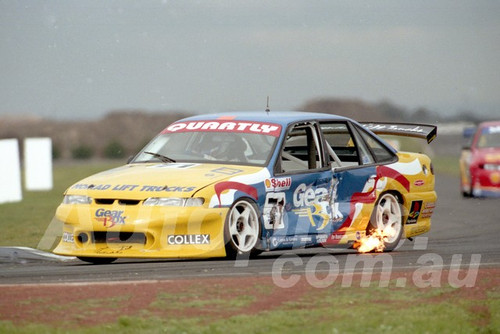 98123 - Gary Quartly, Commodore VS - ATCC Calder 1998- Photographer Marshall Cass