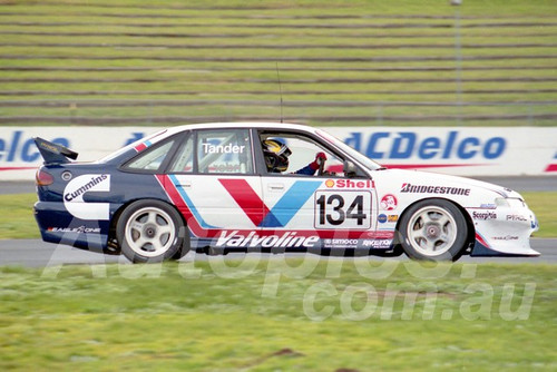 98125 - Garth Tander, Commodore VS - ATCC Calder 1998- Photographer Marshall Cass