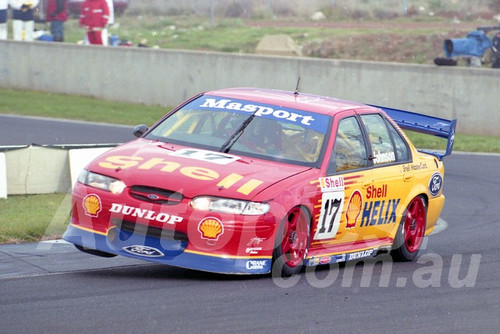98127 - Dick Johnson, Falcon EL - ATCC Calder 1998- Photographer Marshall Cass