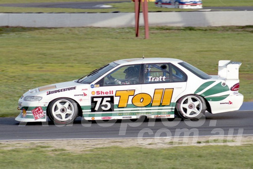 98128 - Anthony Tratt, Falcon EL - ATCC Calder 1998- Photographer Marshall Cass