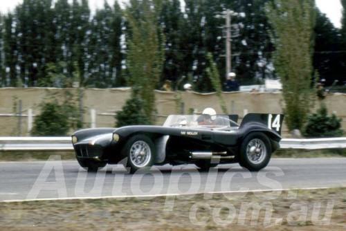 66493 - Ray Molloy Monza - Sandown 1966 - Photographer Peter D'Abbs