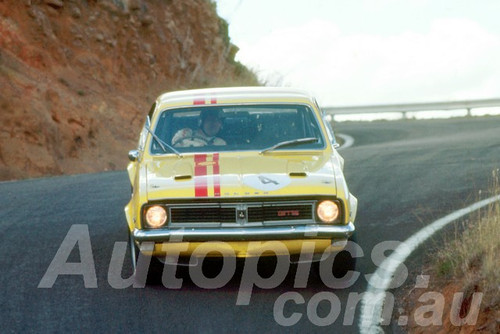 700015 - Norm Beechey, Monaro - Bathurst Easter 1970