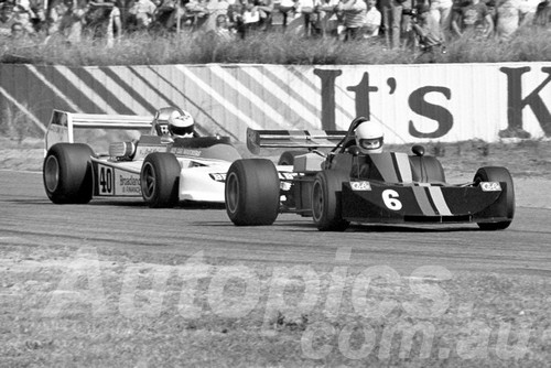 81848  - Graeme Head Elfin & Geoff Nicol March - Wanneroo April 1981 - Photographer Tony Burton