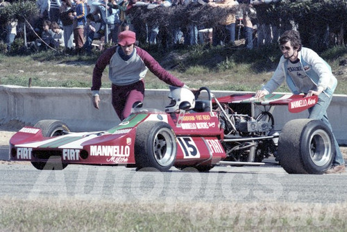 82134 - Dominic Manello Brabham-Fiat 1600 - Wanneroo 1982  - Photographer  Tony Burton