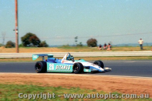 81525 - J. Laffite Ralt RT4 - AGP Calder 1981