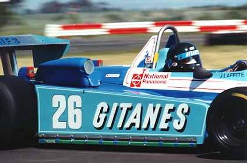 81526 - J. Laffite Ralt RT4 - AGP Calder 1981