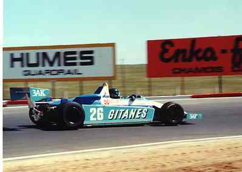 81527 - J. Laffite Ralt RT4 - AGP Calder 1981