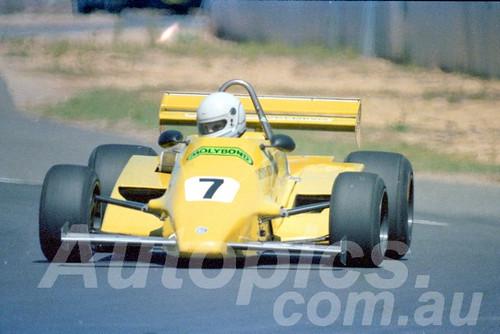 85094 - Graham Brown, Argo - Wanneroo March 1985 - Photographer Tony Burton