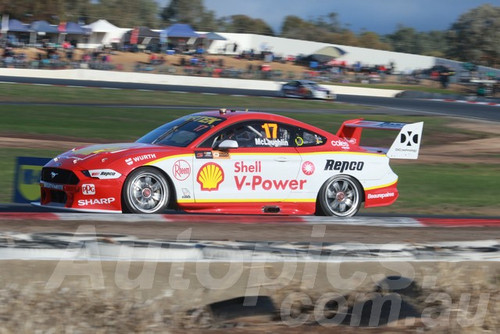 19002 - Scott McLaughlin,Ford Mustang - Winton 2019