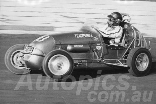 66108 - Johnny Steart Speed Sport Offy - Westmead Speedway 1966