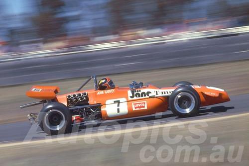 71559 -  John Harvey Brabham BT36 Waggot - Warwick Farm 1971 - Photographer Lance Ruting