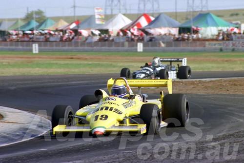 84532 - Roberto Moreno -  Ralt  RT4 - AGP Calder 1984 - Photographer Peter D'Abbs