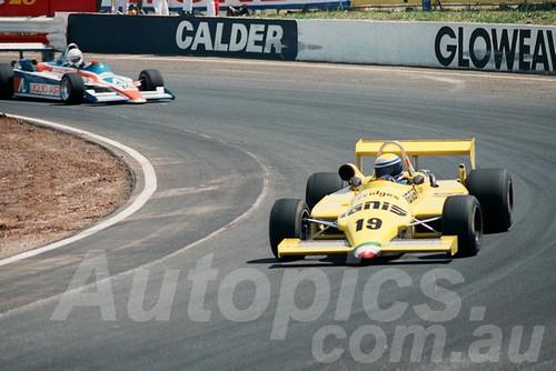 84534 - Roberto Moreno -  Ralt  RT4 - AGP Calder 1984 - Photographer Peter D'Abbs