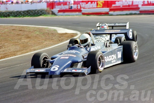 84536 - Richard Davison -  Ralt  RT4 - AGP Calder 1984 - Photographer Peter D'Abbs