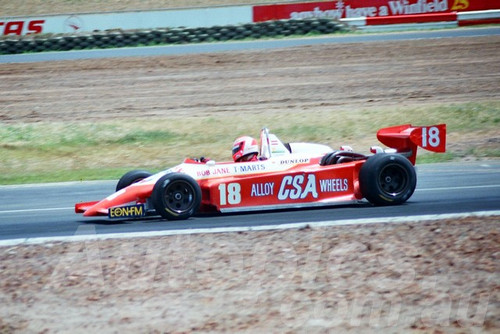 84537 - Nikki Lauda -  Ralt  RT4 - AGP Calder 1984 - Photographer Peter D'Abbs