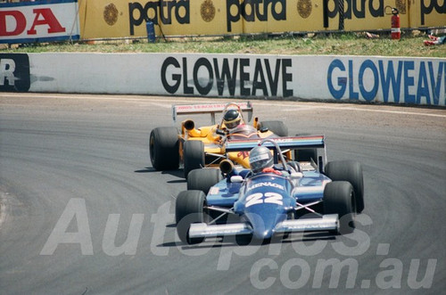 84541 - Peter Hopwood -  Ralt  RT4/85 - AGP Calder 1984 - Photographer Peter D'Abbs