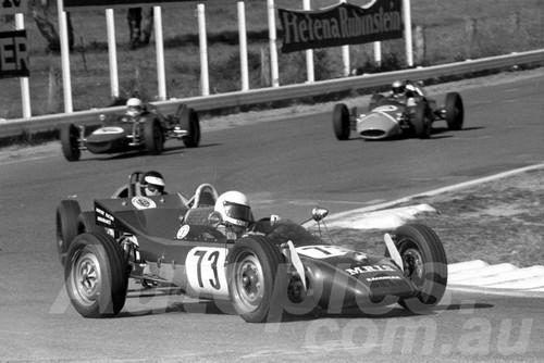 73298 -  Paul Milner, Nimbus Vee  - Bathurst Easter 1973 - Photographer Lance Ruting