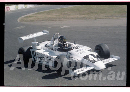John Bowe, Ralt RT1 - Oran Park  23rd August 1981 - Photographer Lance Ruting