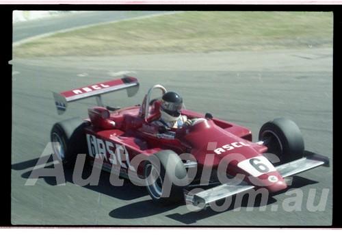 Andrew Miedecke, Ralt RT4 - Oran Park  23rd August 1981 - Photographer Lance Ruting
