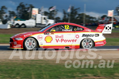 19012 - Fabian Coulthard, Ford Mustang - Winton 2019