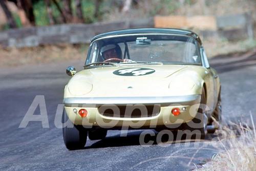 68622 - Fred Gibson, Lotus Elan - Bathurst 1968