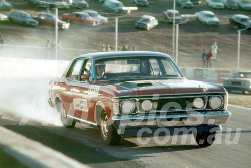 700032 - G. Spence, Falcon XW - Oran Park 1970 - Photographer Lance J Ruting