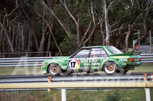83111 - Dick Johnson, Falcon XE - Sandown 400 1983 - Photographer Keith Midgley