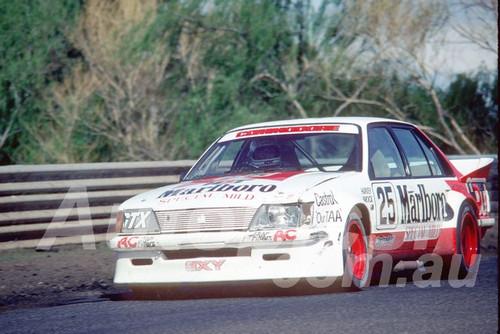 83115 - John Harvey, Commodore VH - Sandown 400 1983 - Photographer Keith Midgley