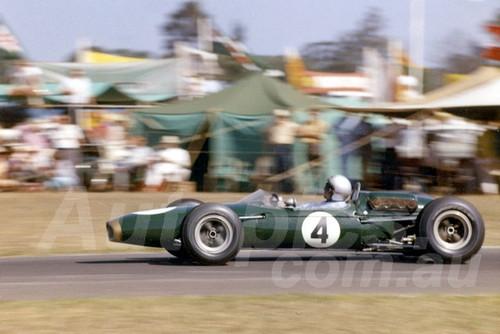 65329 - Jack Brabham, Brabham BT11A Climax - Warwick Farm Tasman Series 1965 - Photographer Lance J Ruting