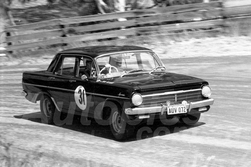 67319 - Brian Mayman EH Holden 179 - Australian Hill Climb Championships Bathurst 26th November 1967 - Photographer Lance J Ruting