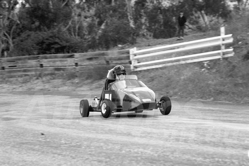 67324 - Rod MacCallum, Moxam - Australian Hill Climb Championships Bathurst 26th November 1967 - Photographer Lance J Ruting