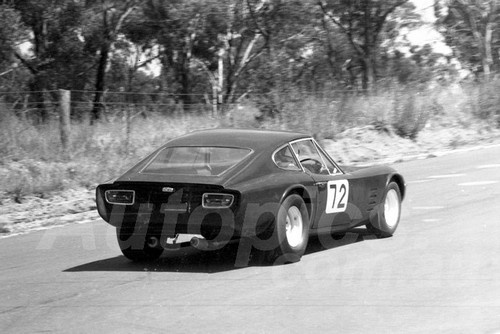 67326 - Bolwell - Australian Hill Climb Championships Bathurst 26th November 1967 - Photographer Lance J Ruting