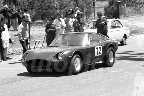 67327 - Bolwell - Australian Hill Climb Championships Bathurst 26th November 1967 - Photographer Lance J Ruting