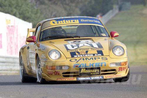 99017 - Jim Richards, Porsche 911 RSCS - Sandown 27th June 1999 - Photographer Marshall Cass