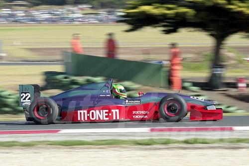 202769 - Peter Hill, Reynard 95D - Formula Holden - Phillip Island 2002 - Photographer Marshall Cass