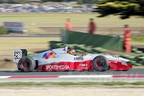 202770 - Roger Oakeshott, Reynard 97D - Formula Holden - Phillip Island 2002 - Photographer Marshall Cass