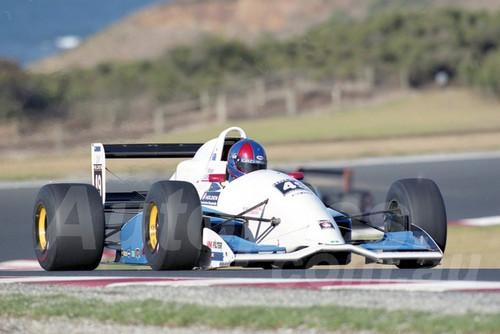 202771 - Rohan Carrig, Reynard 92D - Formula Holden - Phillip Island 2002 - Photographer Marshall Cass