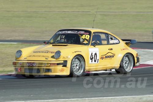 202791 - Russell Kempnich, Porsche 930S - Phillip Island 2002 - Photographer Marshall Cass