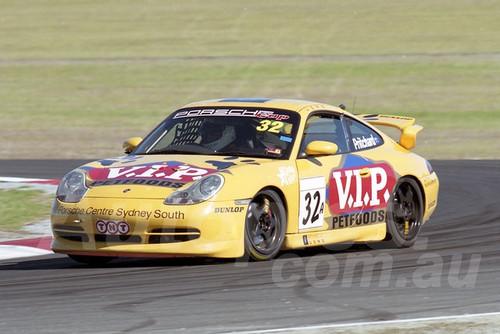 202793 - Tim Pritchard, Porsche GT3 - Phillip Island 2002 - Photographer Marshall Cass