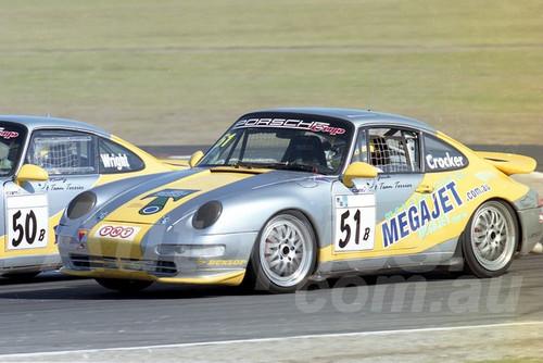 202794 - Jack Crocker, Porsche 933 RS - Phillip Island 2002 - Photographer Marshall Cass