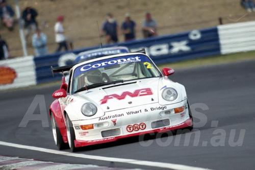 202798 - Paul Whitmarsh - Porsche  GT2   - Bathurst 13th October 2002 - Photographer Marshall Cass