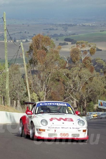202799 - Paul Whitmarsh - Porsche  GT2   - Bathurst 13th October 2002 - Photographer Marshall Cass