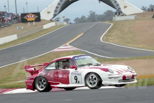 202805 - Richard Wilson - Porsche GT2 - Bathurst 13th October 2002 - Photographer Marshall Cass