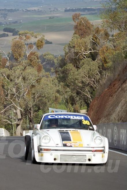 202824 - Duncan MacKellar - Porsche 934  - Bathurst 13th October 2002 - Photographer Marshall Cass