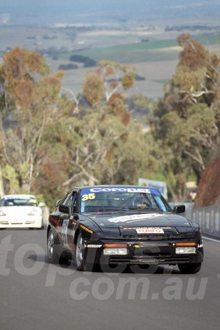 202831 - Lee Clinnick - Porsche 944 T - Bathurst 13th October 2002 - Photographer Marshall Cass