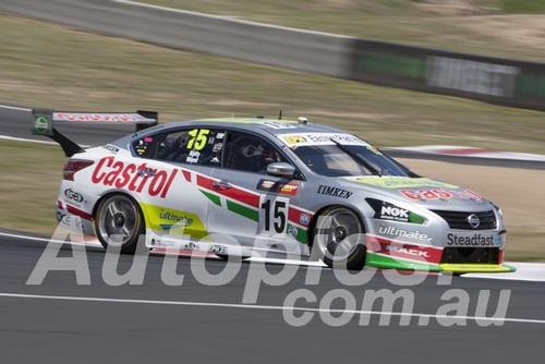 19708 - Rick Kelly & Dale Wood, Nissan Altima - Bathurst 1000 2019