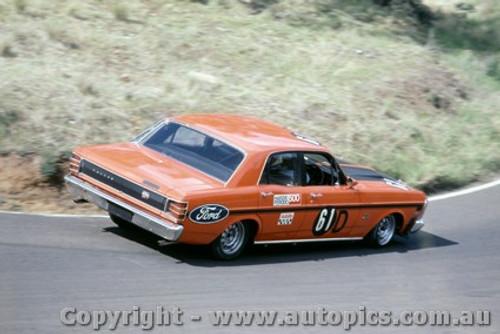 69733 - Allan Moffat - XW Falcon GTHO - Bathurst 1969