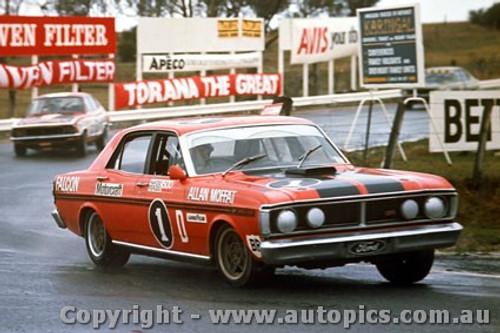 72713 - Allan Moffat - Ford Falcon GTHO Phase 3 - Bathurst 1972