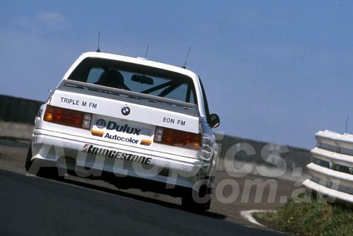 88905 - PETER BROCK / NEIL CROMPTON / RICHARDS, BMW M3 - Bathurst 1000, 1988 - Photographer Lance J Ruting